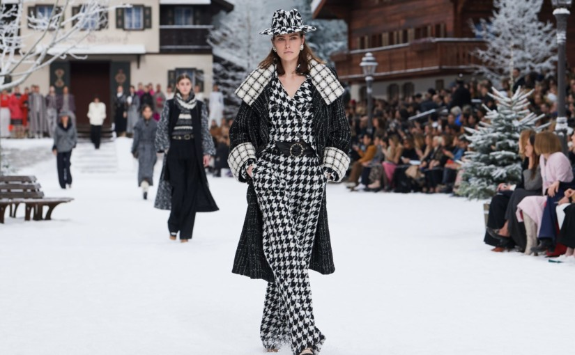 The Fall-Winter 2019/20 Show CHANEL