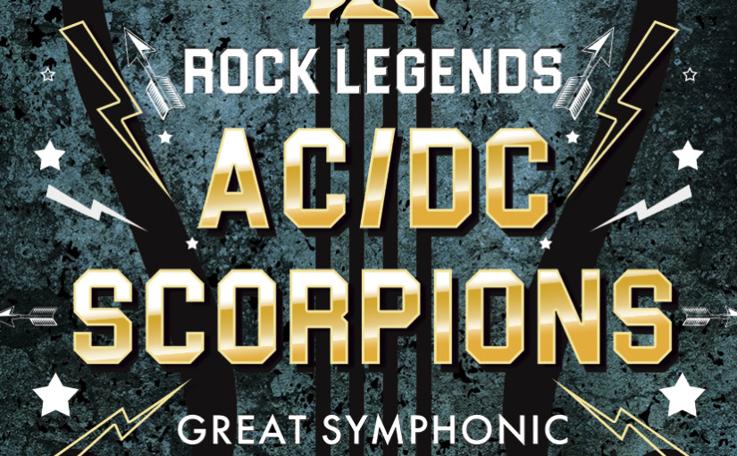 ROCK LEGENDS от Lords of the Sound в Киеве: Scorpions & AC/DC